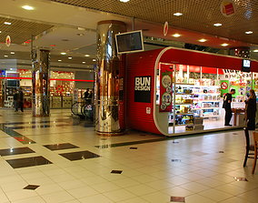 3D model mobil store