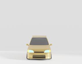 Nissan Cube 2000 3D