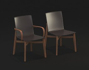 3D model Chair of Dinning or working