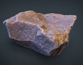 Stone 3D asset