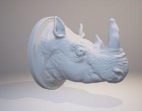 3D printable model Rhinoceros HOOK