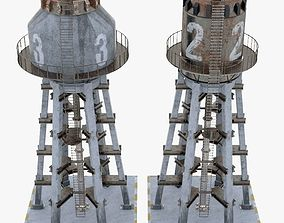 3D Water Tower site