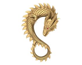brilliant Dragon 3d