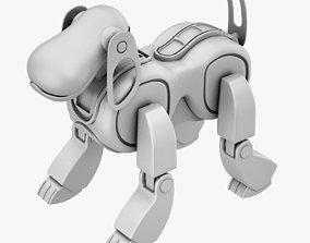 AIBO DOG 3D PRINT toys