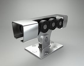 Roller bearings 3D