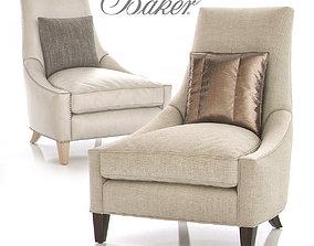 Bel-Air Lounge Chair 3D
