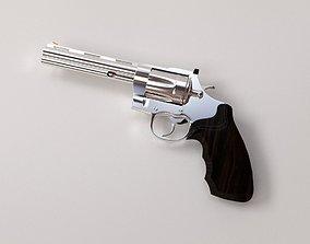 3D Colt Anaconda