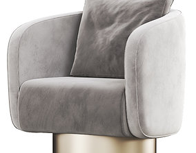 HER Armchair by Stylish Club 3D