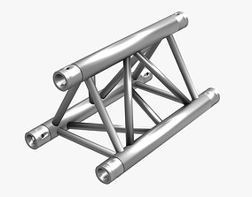 Triangular Truss Straight Segment 71 3D