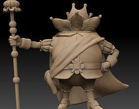 Rat King 3D print model