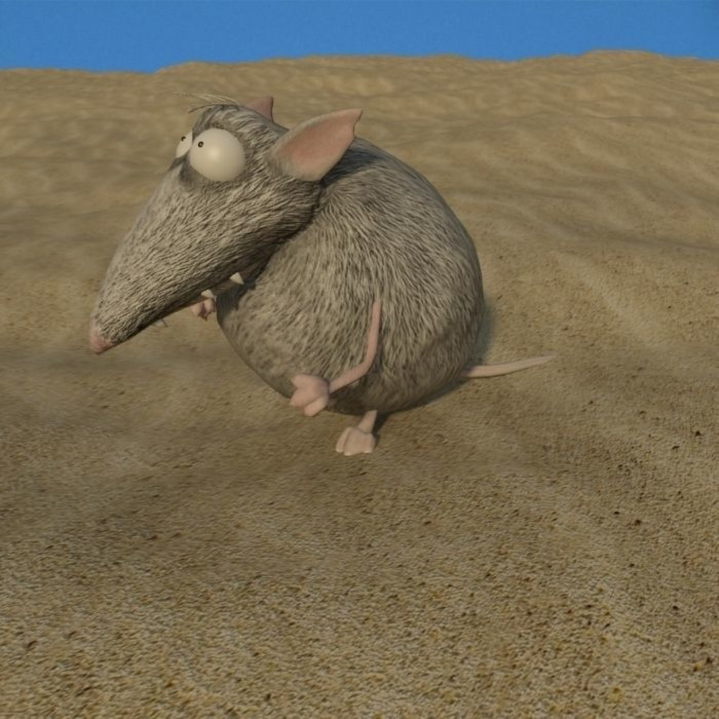 rat animation
