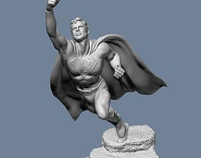 Super Hero Brat Pitt 3D printable model