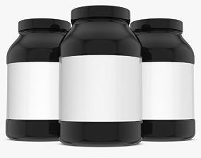 Plastic Bottle 3D energy