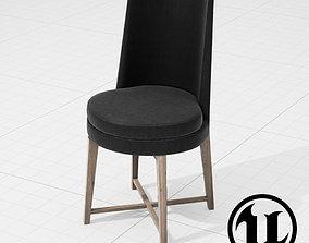 3D asset Flexform Feelgood Chair 002 UE4