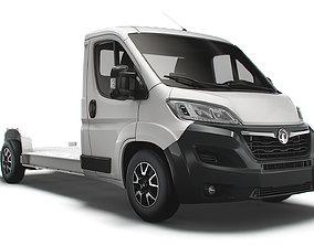 Vauxhall Movano 3540 L4 platform cab 2022 3D
