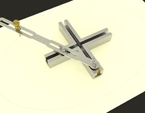 3D Ellipsograph
