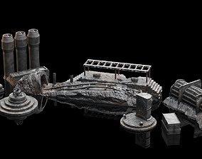 Wargaming Terrain - Urban Landscape 3D Printable