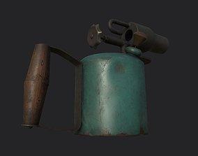 3D asset USSR Gasoline Blowtorch