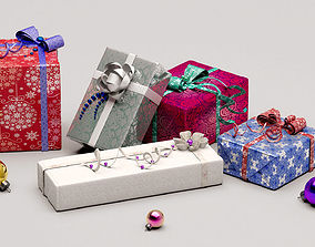 3D Collection Christmas Gifts