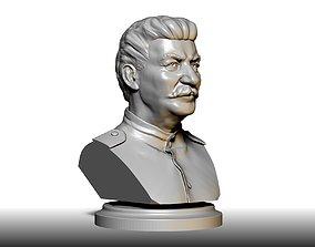 3D print model Bust of Joseph Vissarionovich Stalin