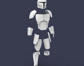 The Mandalorian Season 2 2019 armor for 3D print
