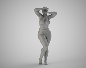 Enigmatic 3D printable model