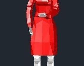 Woman 3D woman
