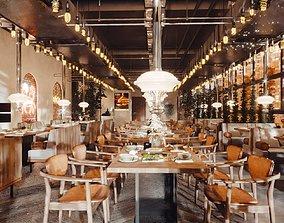 3D Restaurant 1
