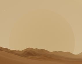 Beautiful Planet 3D model