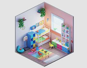 3D asset room 34