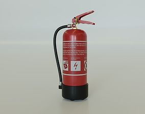 Fire Extinguisher - Model A architectural