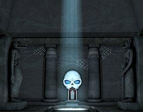 3D model Temple Mumm-Ra