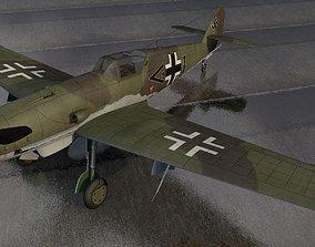 Messerschmitt Bf-109 K-4 3D
