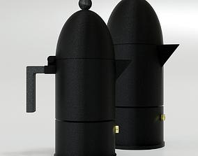 3D model Cupola coffee-maker