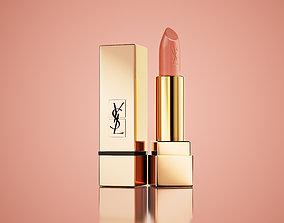Lipstick Yves Saint Laurent - Rouge Pur Couture 3D model