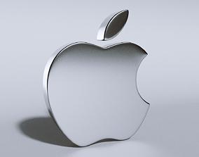 3D print model Apple Logo