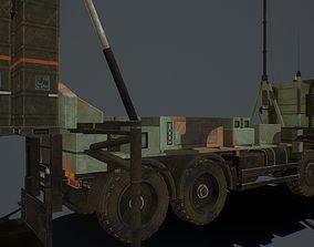 3D model SAMP-T and Radar Arabel PACK