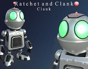 Clank 3D asset