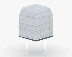 1409 - Paper Lamp 3D model