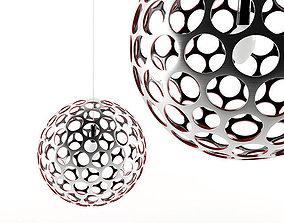 3D Modern conceptual chandelier
