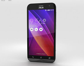 3D model Asus Zenfone Zoom Meteorite Black
