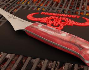 Filetiermesser Knife 3D asset