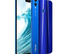 Huawei Honor 8X 3D 8x electronics