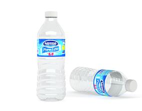 Water Bottle bottle 3D
