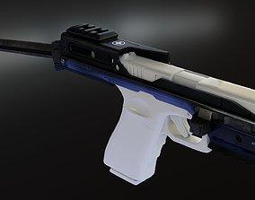 USW-G17 conversion kit 3D model