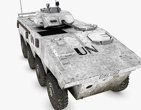 Armored Infantry Fighting Vehicle 3D
