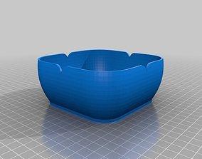 3D printable model Bowl dish