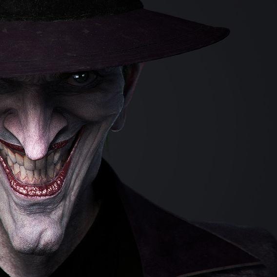 The Joker by Duc Nguyen