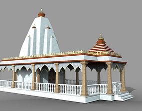 religion indian temple 3D