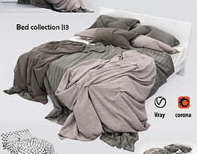 Bed collection 13 3D